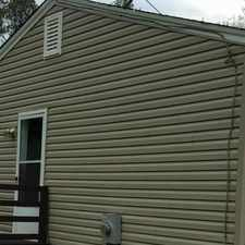 Rental info for House for rent in Mechanicsville. Single Car Garage!