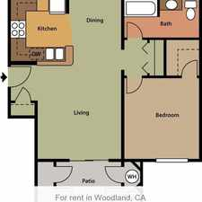 Rental info for Woodland - superb Apartment nearby fine dining. Parking Available!