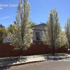 Rental info for 1518 Brook Court