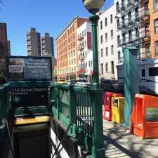 Rental info for 172 East 112th Street #3B in the East Harlem area
