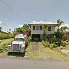Rental info for Single Family Home Home in Hilo for For Sale By Owner