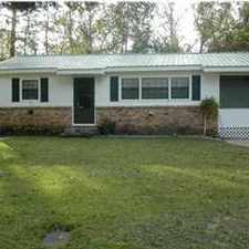 Rental info for This cute 3 bedroom home is a doll house! 13x10 screened porch with new vinyl floors! Updated colors, large family room. Metal roofcall or come by Keith Realty at 13 S. Florida St.
