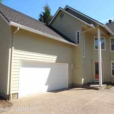 Rental info for 10662 SW 127TH CT in the South Beaverton area
