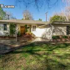 Rental info for $6700 3 bedroom House in San Fernando Valley Encino in the North Hills West area