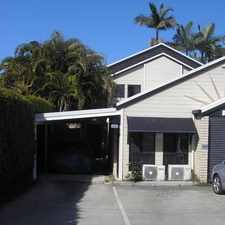 Rental info for Cosy 2 Bedroom Townhouse in Central Southport in the Gold Coast area
