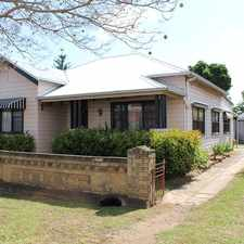 Rental info for GREAT HOME CLOSE TO TOWN in the Cessnock area