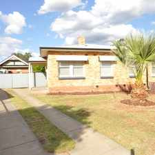 Rental info for 3 bedrooms, seperate lounge, r/c a/c, combined kitchen/dining, single carport, large yard in the Elizabeth Downs area