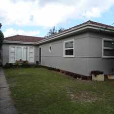 Rental info for Great 3 Bedroom Family Home in the Woy Woy area