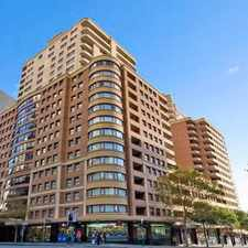 Rental info for UNFURNISHED ONE BEDROOM APARTMENT + LOCKUP GARAGE in the Sydney area