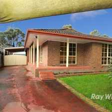 Rental info for What More Could you Want !! in the Melbourne area