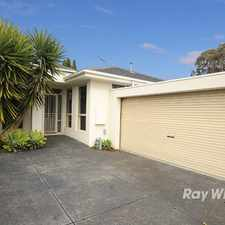 Rental info for Perfect 3 Bedroom Home!
