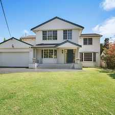 Rental info for Modern Family Home! in the Turramurra area