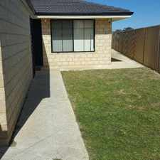 Rental info for GREAT LOCATION WITH AFFORDABLE RENT in the Parmelia area