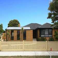Rental info for Heart of Belmont! in the Geelong area