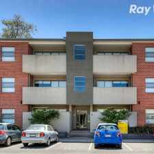 Rental info for Affordable Apartment in the Melbourne area