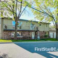 Rental info for East 6th Ave in the Vancouver area