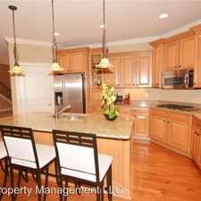 Rental info for 7725 Spring Ridge Drive in the 46278 area