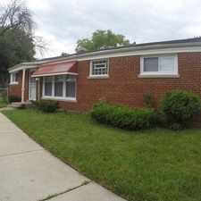 Rental info for 961 West Vermont Street