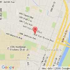 Rental info for 1100 NW Vanburen in the Corvallis area