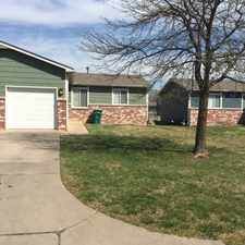 Rental info for 1244 Harding Street in the Wichita area