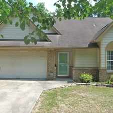 Rental info for 5 bedrooms - convenient location. Washer/Dryer Hookups!