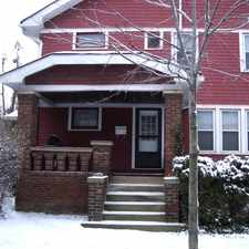 Rental info for 3317 Cedarbrook Road in the Cleveland Heights area