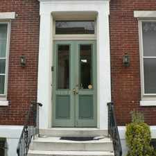 Rental info for 1703 Green Street in the Philadelphia area