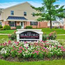 Rental info for The Bradford