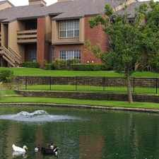 Rental info for Woods At Lakeshore in the Dallas area