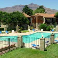 Rental info for Raintree Village in the El Paso area