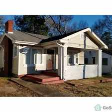 Rental info for 3 Bedroom, 1 Bath house with hardwood floors throughout the home. All electric with Central HVAC. Has a Butler's Pantry also in the Birmingham area