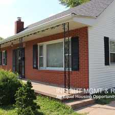 Rental info for 3703 35th Ave