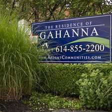 Rental info for Residences Of Gahanna