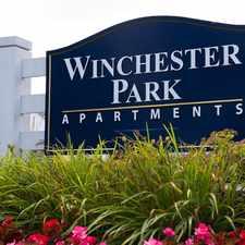 Rental info for Winchester Park