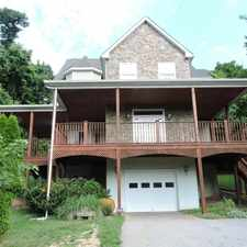 Rental info for 4 bedrooms - in a great area.