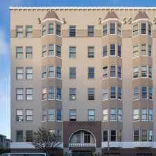 Rental info for 50 LAGUNA Apartments in the Lower Haight area