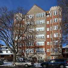 Rental info for 1608 Sherwin Ave in the Rogers Park area