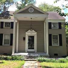 Rental info for 1713 Avondale Drive