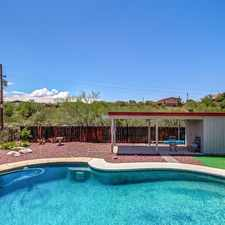Rental info for 4925 N Calle Faja