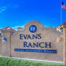 Rental info for Evans Ranch