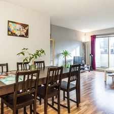 Rental info for E Broadway & Quebec St in the Vancouver area