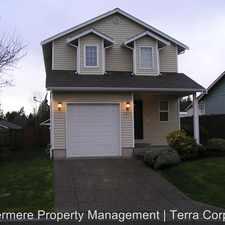 Rental info for 2605 Arbor Street