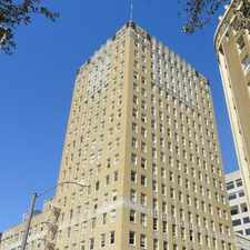 Rental info for Historic Electric Building in the Downtown area