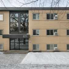 Rental info for Crescent Towers in the Winnipeg area