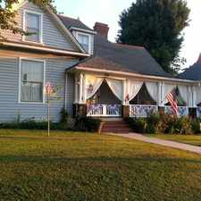 Rental info for 304 W 2nd North St Morristown in the Morristown area
