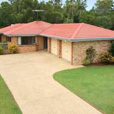 Rental info for Large 4 Bedroom Home in Convenient Aspley