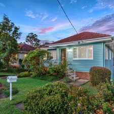 Rental info for NEWLY RENOVATED AND PET FRIENDLY ASHGROVE HOME!! in the Ashgrove area