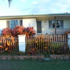 Rental info for NEAT & TIDY HOME IN CENTRAL LOCATION in the Hervey Bay area