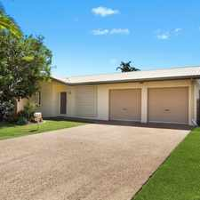 Rental info for APPROVED APPLICATION in the Townsville area