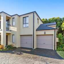 Rental info for Kiama Central Townhouse in the Kiama area